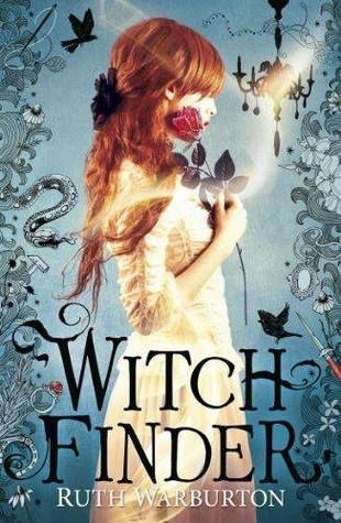 Book birthday interview with Ruth Warburton for WITCHFINDER