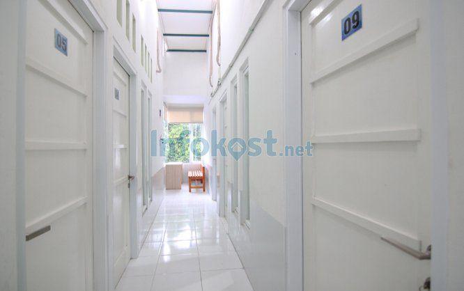 Natama Suite's Corridor
