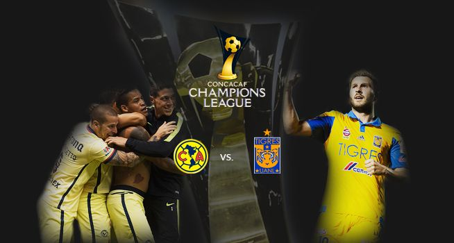 América vs. Tigres, la Final de la Concachampions 2016