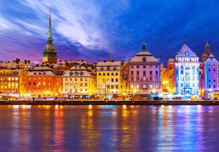 Швеция: Стокгольм глазами путешественника