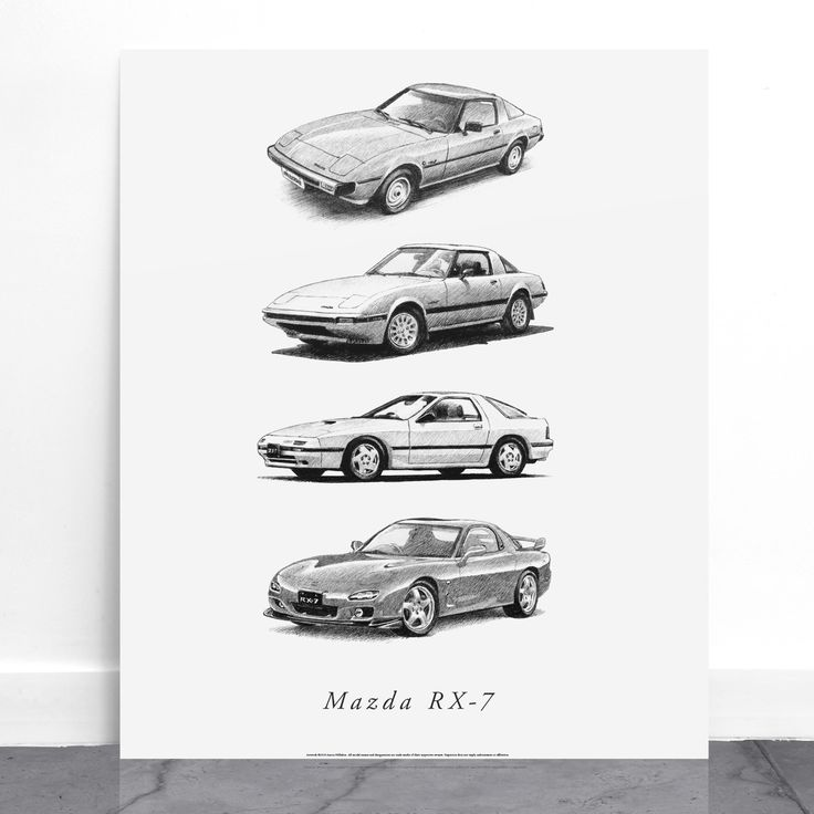 To this day the Mazda RX-7 remains one of the all-time classic Japanese…