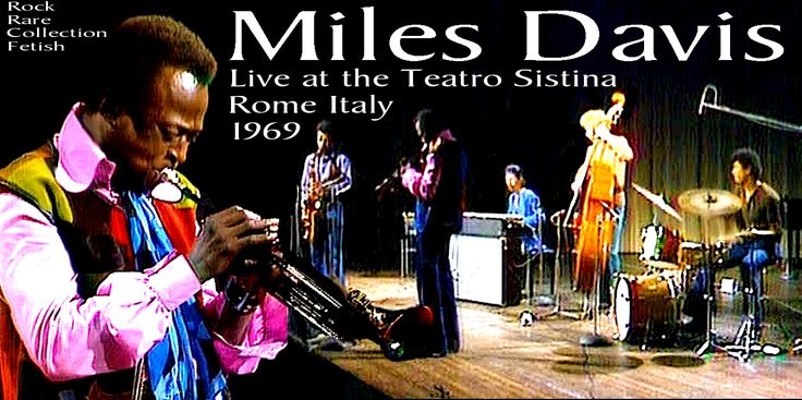MILES DAVIS - Live at the Teatro Sistina Rome Italy 27 October 1969 ARTISTIC COVER Of DANILO JANS ART Dal sito ROCK RARE COLLECTION FETISH rockrarecollectio... e DANILO JANS ART danilojansart.blo... Works of Danilo JANS executed in mixed media . Visionary artist and surrealist Italian , creates his works thanks to a connection with parallel universes. Danilo Jans was born in 1957 and lives in Pont Saint Martin in the Aosta Valley ( Italy )