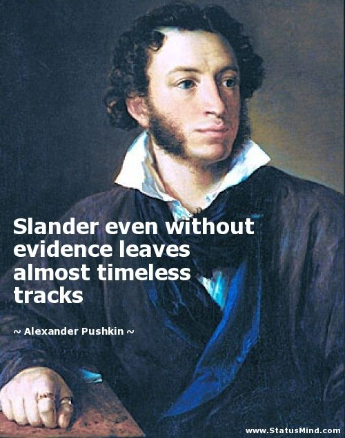 Alexander Pushkin Quotes. QuotesGram by @quotesgram