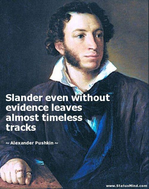 Alexander Pushkin Quotes. QuotesGram by @quotesgram