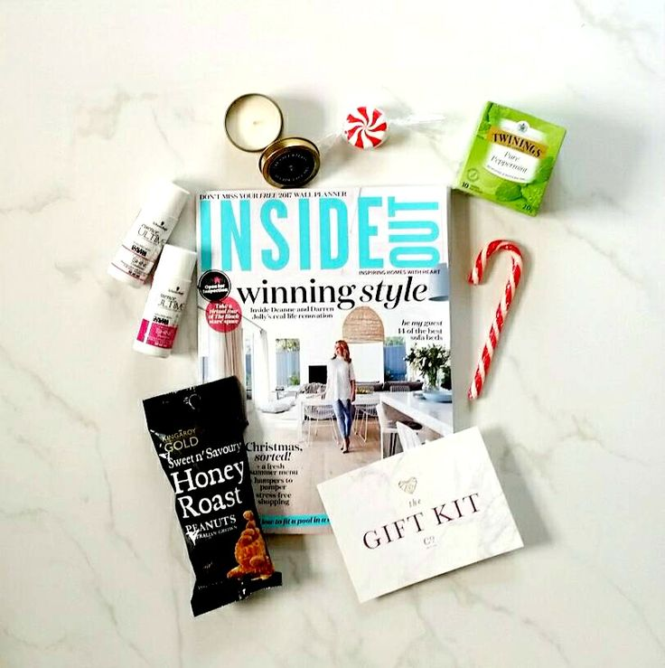 8 December 2016 Kit - What a great and affordable way to show someone you care!  www.thegiftkitco.com.au