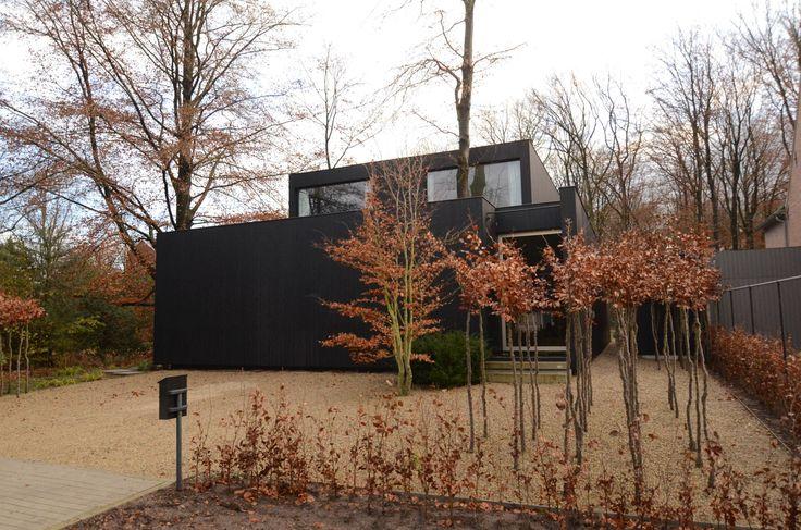 MUO architecten - staalbouwwoning te ZOERSEL