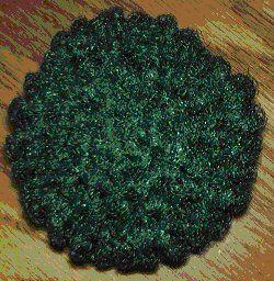Pats Crocheted Scrubbie