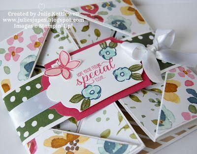 Handkerchief Fold Card