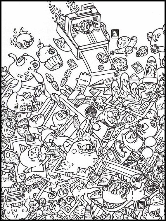 43++ Turn a picture into a coloring page online free info