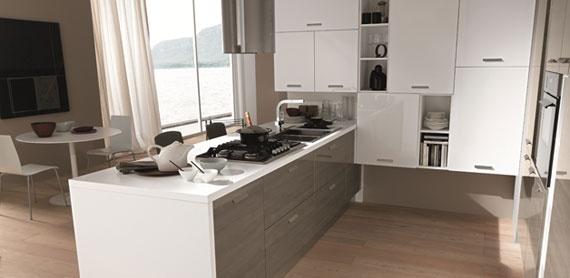 Creatività. Funzionalità. Leggerezza estetica. Febal presenta il nuovo programma Febal Light: una gamma composta da quattro modelli giovani, studiati per offrire la cucina dei sogni a un costo accessibile.....