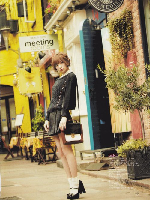 November to Remember | Shinoda Mariko | Flickr - Photo Sharing!