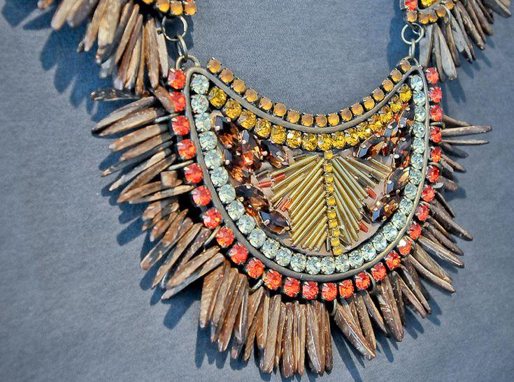 gioielli africani antichi -