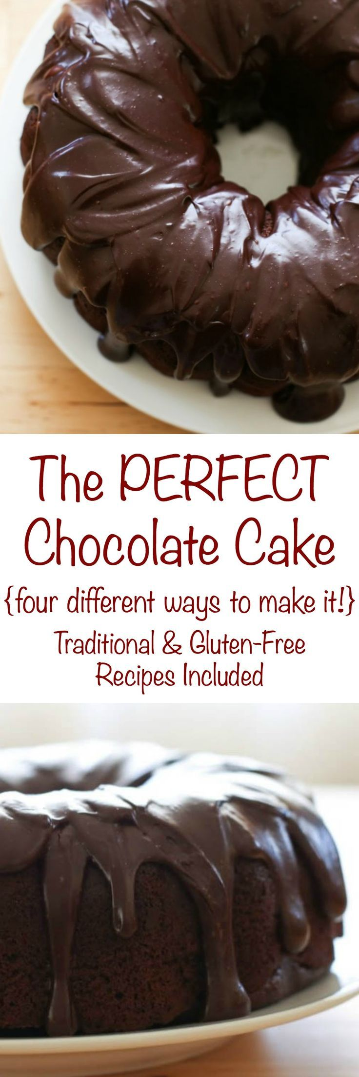 This cake is truly the most versatile and easiest chocolate cake recipe I have ever made. There is nothing quite like having a lightning fast cake recipe that turns out perfectly every single time.