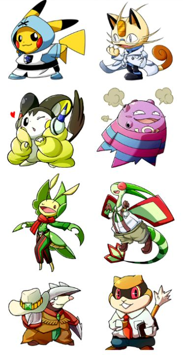 Cosplaying Pokémon Are So Cute!