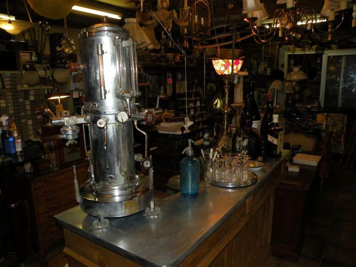 ACHETE anciens PERCOLATEUR MACHINE A CAFE BAR