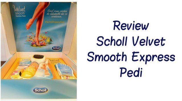 Ik mocht via een review community de Scholl Velvet Smooth elektronische voetvijl testen. Dit apparaat haalt de harde huid en eelt van je voeten. Perfect voor mij want als ik ergens niet tegen kan, is het wel panty's of sokken aantrekken over ruwe hielen! Mijn ervaring met de Scholl Velvet Smooth Express Pedi… Scholl is een merk die heel veel mensen vast wel wel kennen en als ik aan Scholl denk, denk ik direct aan voetverzorging. En Scholl heeft ook comfortabele schoenen. Een opvallend vak…