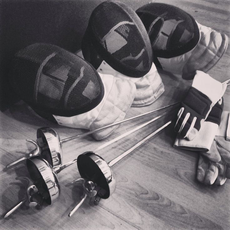 Fencing epee