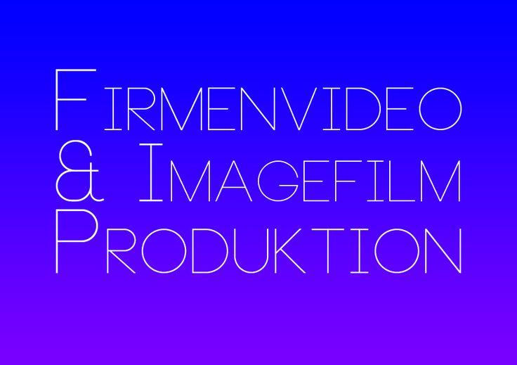 Ihr Ansprechpartner für Firmenvideos und Imagefilme