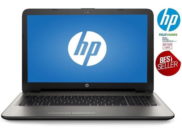 """HP Laptop Touch Screen 15.6"""" Windows 10 WiFi Webcam DVD Burner (FULLY LOADED) #HP  #laptop #laptops"""