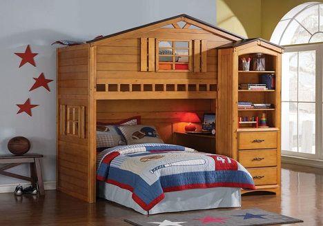 jual tempat tidur anak terlengkap dan terbaik dengan