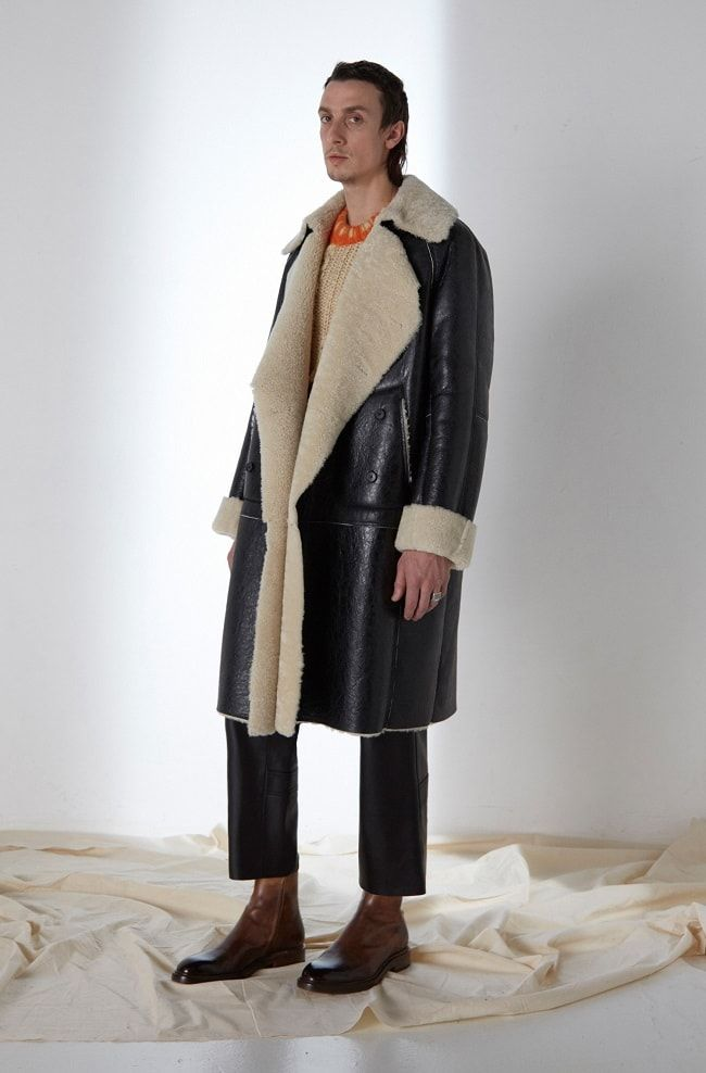 The Right Ways to Wear Shearling