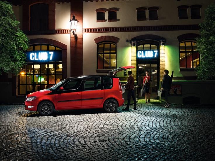 #ŠKODA Roomster  - Skoda - Škoda Auto