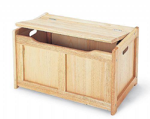 Woodworking plans childrens toy box