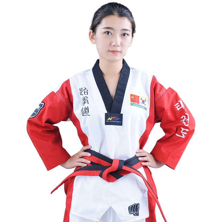 ==> [Free Shipping] Buy Best Blue Color Kids Child CottonBamboo Fiber WTF Taekwondo Uniform Professional TKD Dobok Exquisite Embroidery Tae kwon do suit Online with LOWEST Price | 32802213422