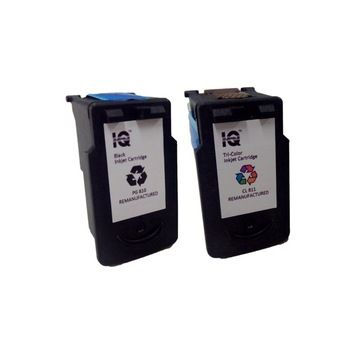 Buy Remanufactured Canon PG-810 Ink Cartridge (Black) with Remanufactured Canon CL-811 Ink Cartridge (Tri-Color) online at Lazada. Discount prices and promotional sale on all. Free Shipping.