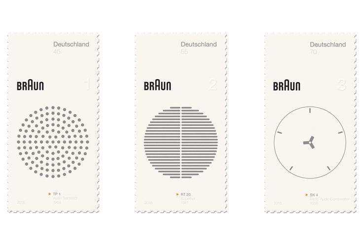 Basic Stamps on Behance