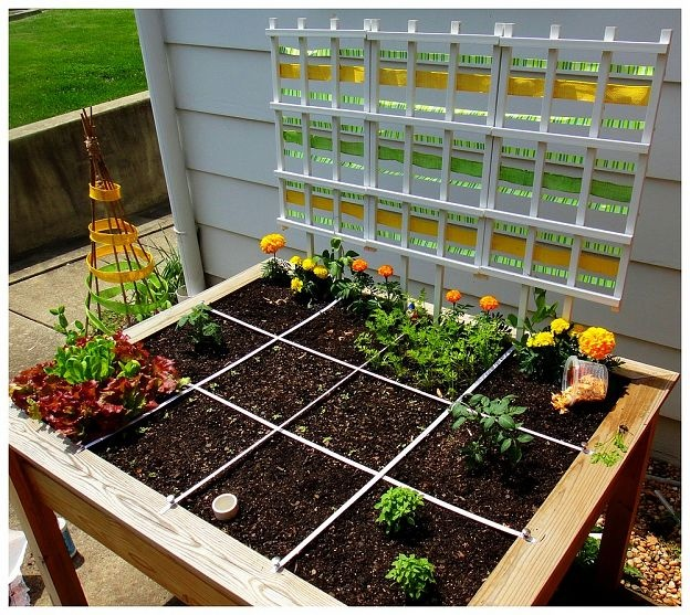 square foot gardening square foot garden ideas this one looks like mine i 29212