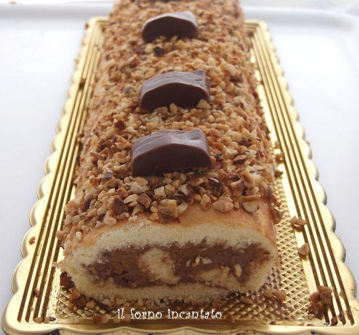 Rotolo chocolatine