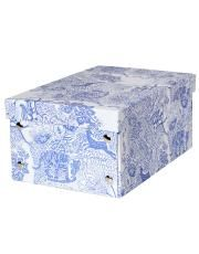 SUNDERBANS BOX S förvaringslåda vit