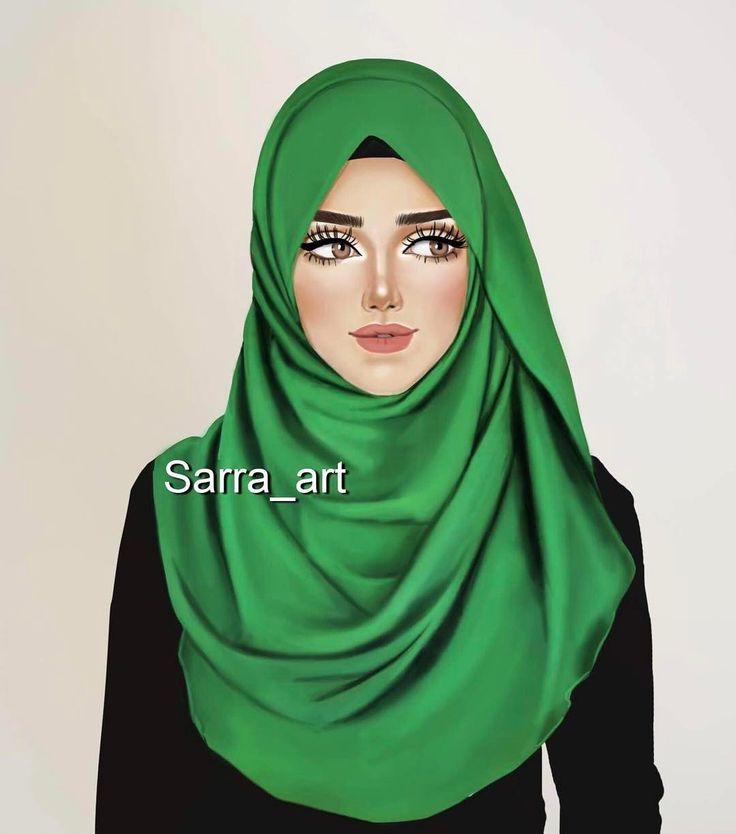 """3,805 Likes, 349 Comments - Sara Ahmed (@sarra_art) on Instagram: """"جميلة هي الأنثى التي لاتُغريهاالمظَاهر تهتم فقط بحقيقة البشر! _____ رأيكم حبايب"""""""