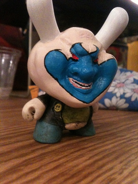 Spawn clown Dunny