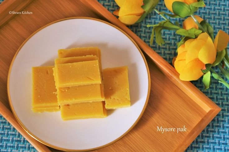 how to make krishna sweets mysore pak