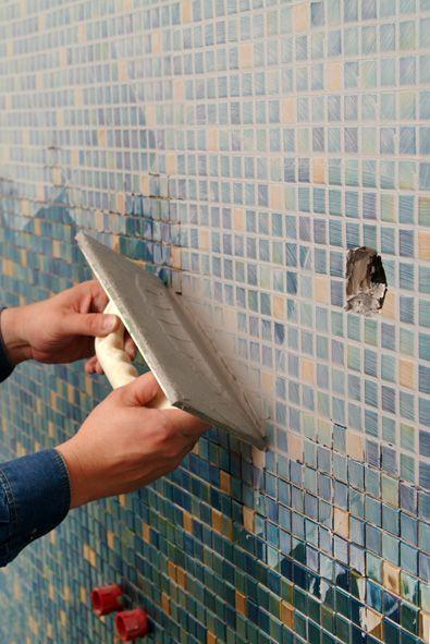 Die besten 20 badezimmer ber fliesen verputzen ideen auf pinterest - Laminat im badezimmer ...