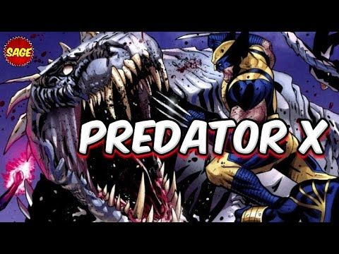 Who is Marvel's Predator X? The Mutant Hunter by New Sage