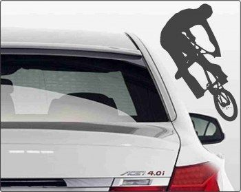 Bikersticker fürs Auto