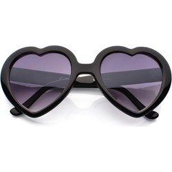 Okulary Przeciwsłoneczne Damskie Serca  0362