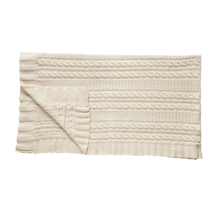 Plaid Knit te koop bij Toef Wonen http://www.toefwonen.nl/c-2216897/kussens-plaids/