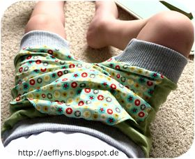 Sommerhose Freebook