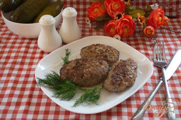 Зразы с грибами - пошаговый рецепт с фото