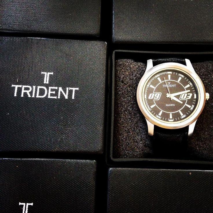 The new Trident Krakow watch - to see more visit mytrident.co.za
