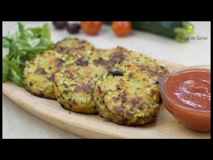 Low FODMAP Vegetarian Burgers with Salsa (video) – casa de sante