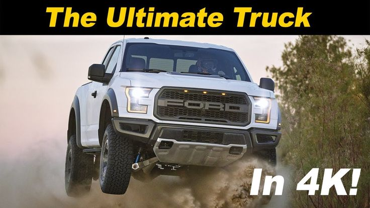 2017 Ford Raptor Review and Road Test In 4K UHD! - YouTube