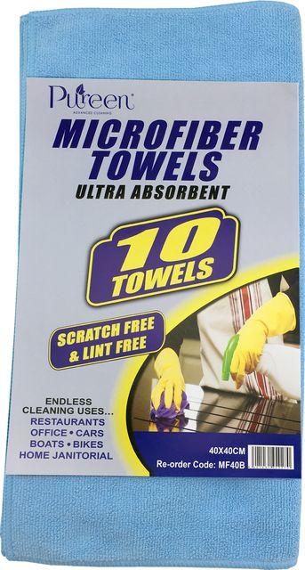 Microfibre Cloth 40x40cm - PureEn