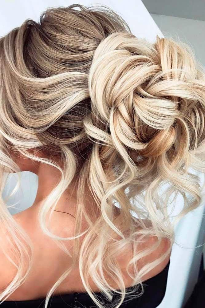 Updos Hairstyle Wich Will Make You The Queen Of The Ball Picture2 Promhairstylesforlonghair Hair Styles Messy Hair Updo Long Hair Styles