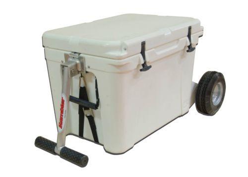 yeti cooler all terrain wheel system the rambler