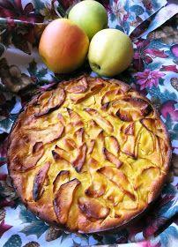 A Tavola con Mammazan: Torta di mele al caramello con burro salato